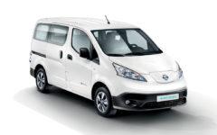 Gruppo E - Nissan NV 200 7 posti